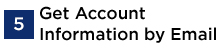 Get Account Information by Email