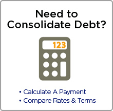 Need to Consolidate Debt?