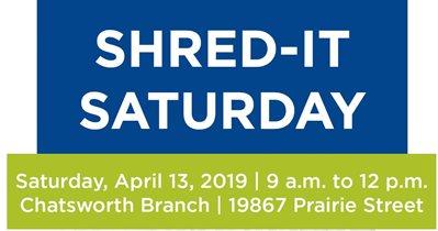 Premier America Credit Union - Shred Day